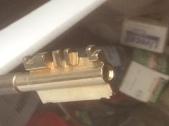 Tresorschlüssel Kopie